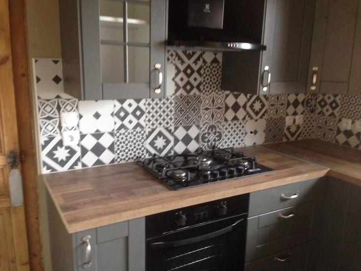 592 besten deco cuisine bilder auf pinterest innenr ume. Black Bedroom Furniture Sets. Home Design Ideas