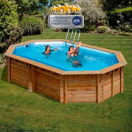 M s de 25 ideas incre bles sobre piscinas gre en pinterest for Piscina pequena desmontable con depuradora