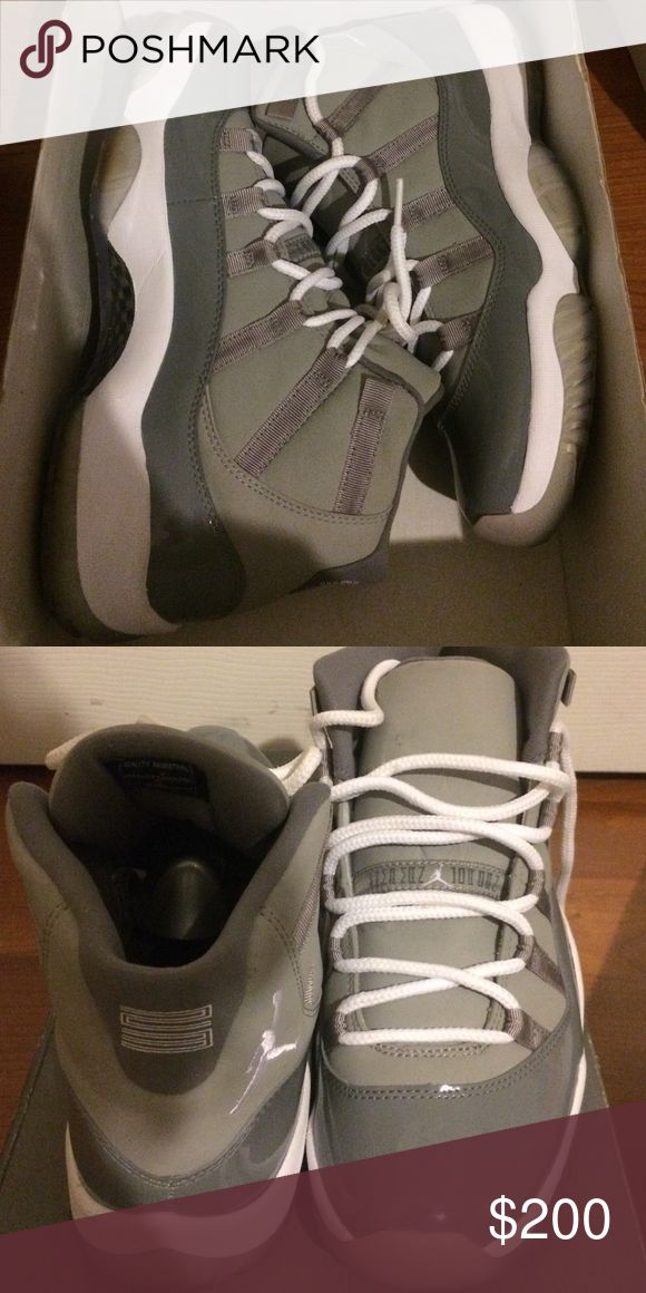 Air Jordan 11 Retro Bought them off of flight club, condition is fairly new Jordan Shoes Sneakers