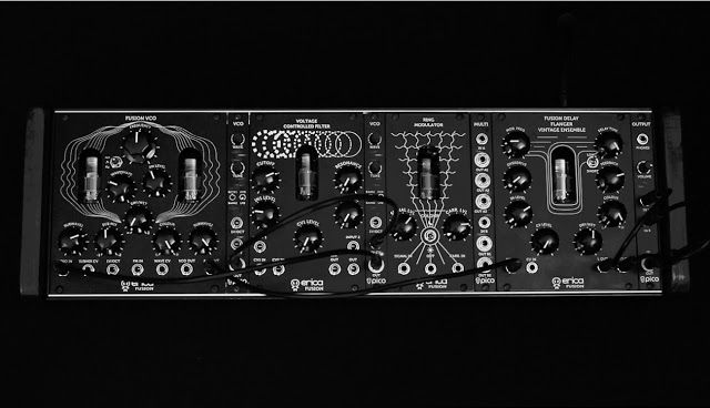 MATRIXSYNTH: Erica Synths Introduces New Fusion Drone System