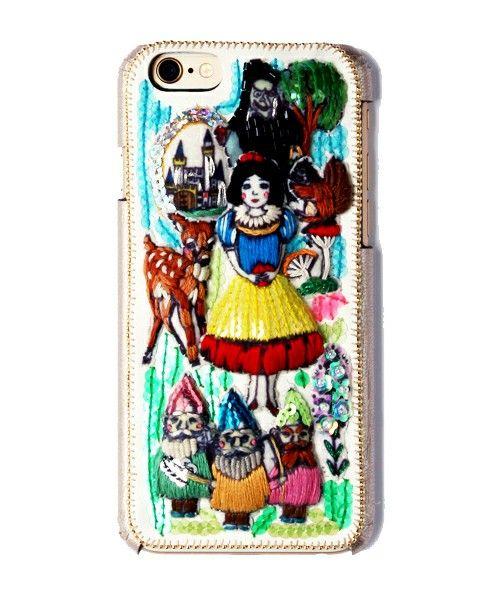 tamao(タマオ)の物語iPhone6カバー1(夜のロシア/白雪姫/長靴を履いた猫)(モバイルケース/カバー)|その他2