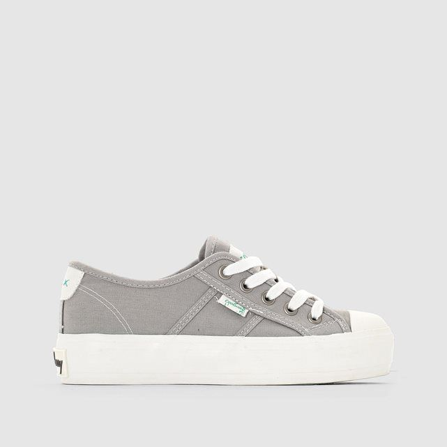 Top, Sneakers Basses Femme, Gris (Gry), 38 EUCoolway