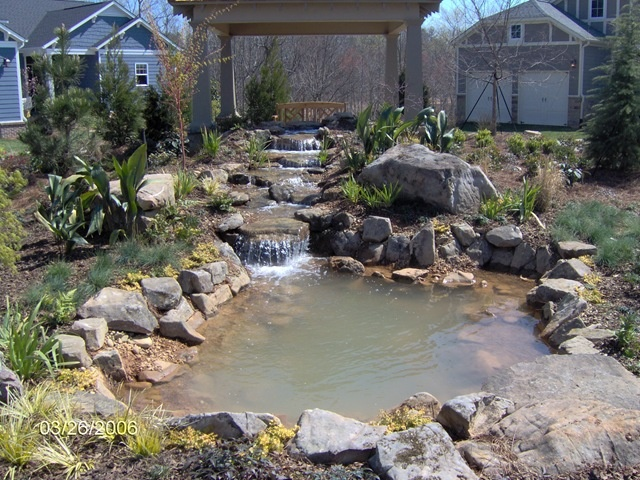 for the backyard someday. . . .further down by the back, not as close to the house as my future pool. . .Bwahahaha!!!