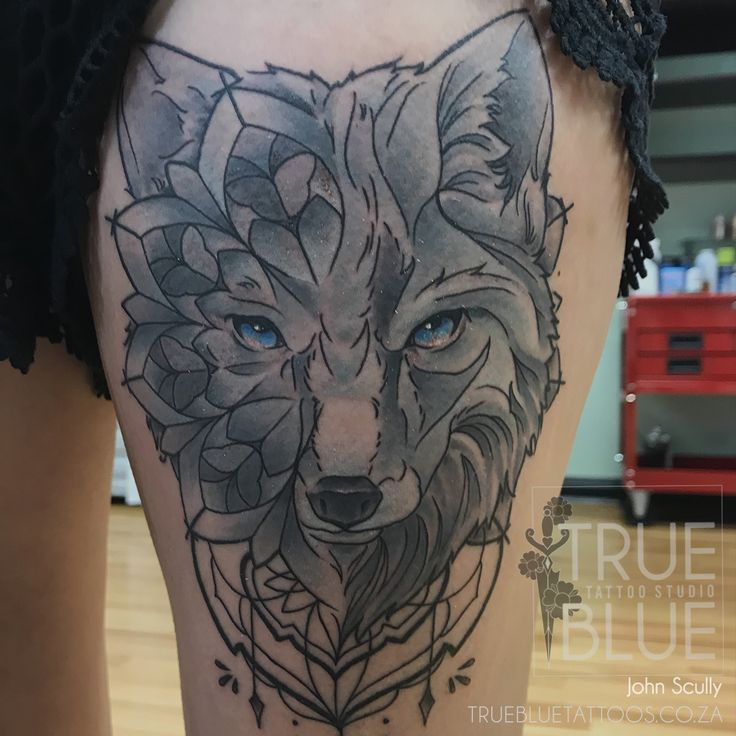 Cry Wolf by John Scully