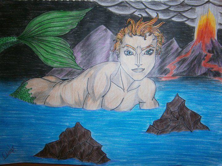 Lia B. Creations: Merman