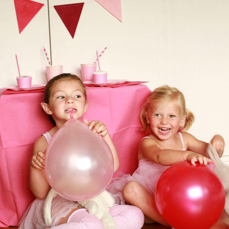Ballerina party kit