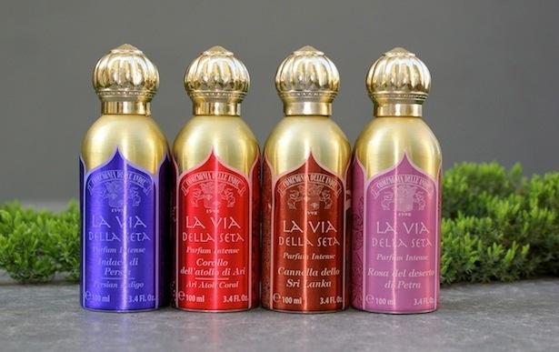 Perfumy marki Compagnia Delle Indie z serii La Via Della Seta