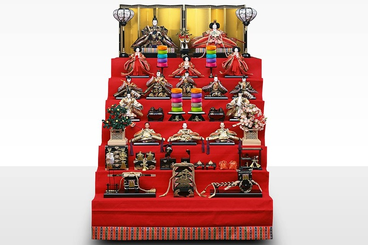March 3 is Hina-matsuri —the Japanese Doll Festival