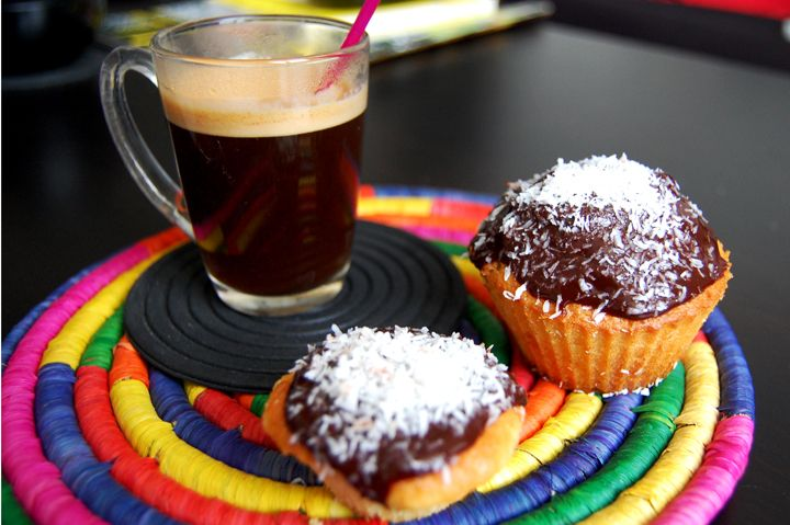 Blog Cuisine & DIY Bordeaux - Bonjour Darling - Anne-Laure: Muffins Choco Coco