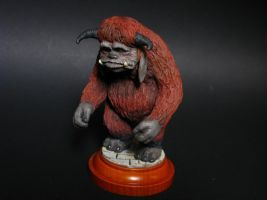 labyrinth ludo sculpture paint by yotaro-sculpts