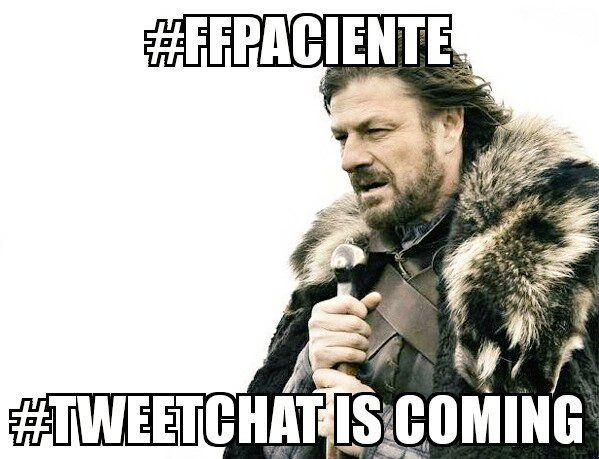 FFpaciente - Búsqueda de Twitter
