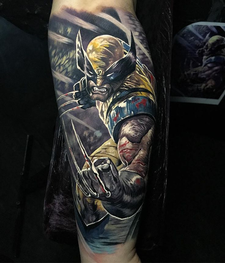 best 25 wolverine tattoo ideas on pinterest wolverine marvel comics a wolverine and what is. Black Bedroom Furniture Sets. Home Design Ideas