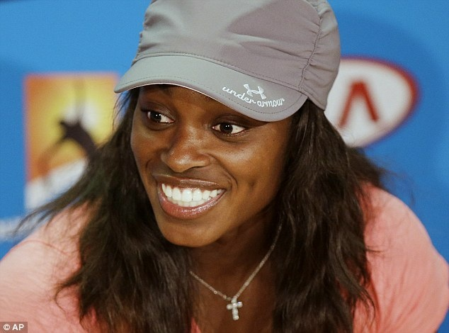 Inspiration for Black Women: Sloane Stephens who beat Serena Williams overcame death of her NFL father by turning to play tennis | AT2W