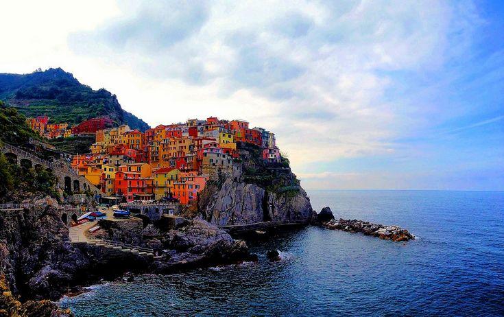 Italy's Cinque Terre.
