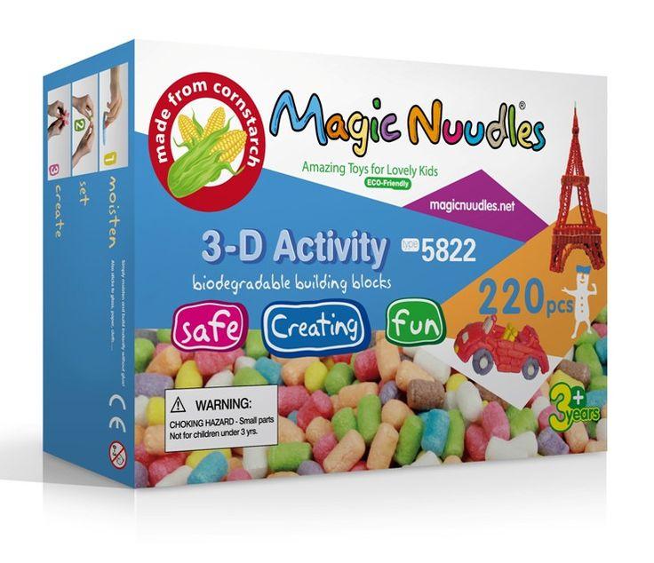 Magic Nuudles (5822)-220'li paket
