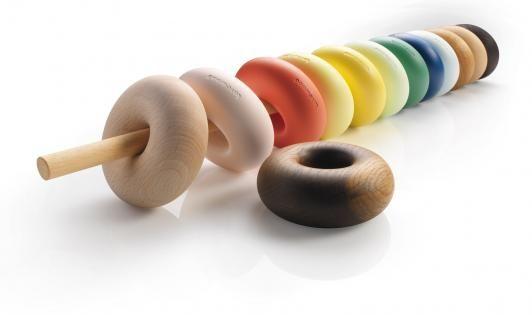 Decorate Shop - De skønne donut stager fra Lovewwod er helt fantastiske, og kan bruges både til
