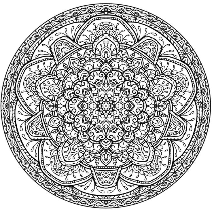 circles mandala 5 by welshpixiedeviantartcom on deviantart