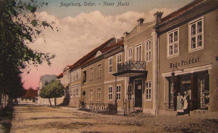 Angerburg - Węgorzewo