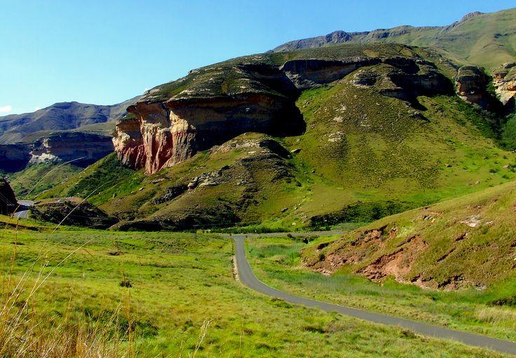 https://flic.kr/p/BZZ3qu   Golden Gate Highlands National Park, Free State, South Africa.