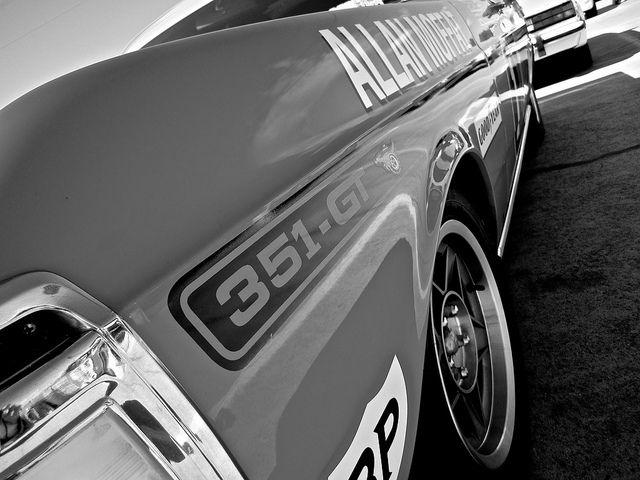 Allan Moffat's Ford Falcon GTHO