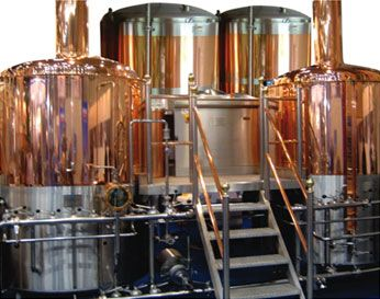 Micro brewery equipment - Armada have been funding start up micro breweries for 20 years
