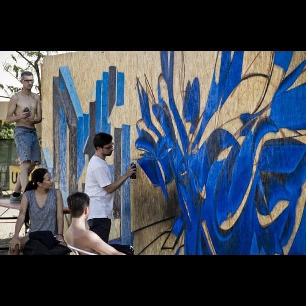 Joys // Headlines Box Contest // Venice Sherwood Festival - @insta_monk- #webstagram