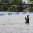 Floods in Prague, Czech Republic