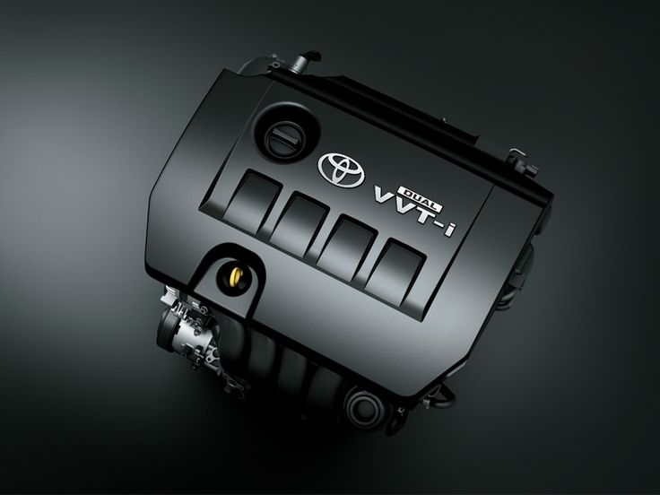 All New Corolla Altis 1800 G Engine