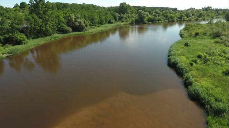 Rzeka Pilica - okolice Tomczyc