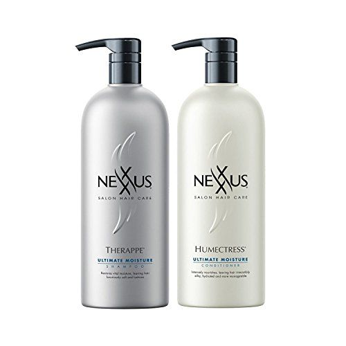 Nexxus Humectress Conditioner or Therappe Shampoo 44 Oz Each Shampoo and Conditioner Set -- See this great product.Note:It is affiliate link to Amazon.