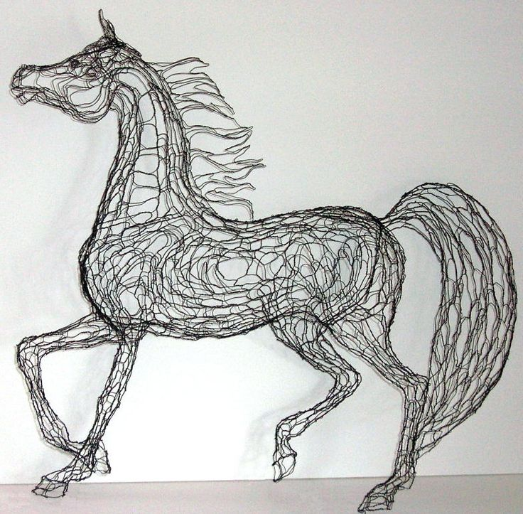 7707eba4565cf82323f1ba5d95d98906 horse sculpture sculpture ideas 1946 best art horse images on pinterest horse art, horses and  at crackthecode.co