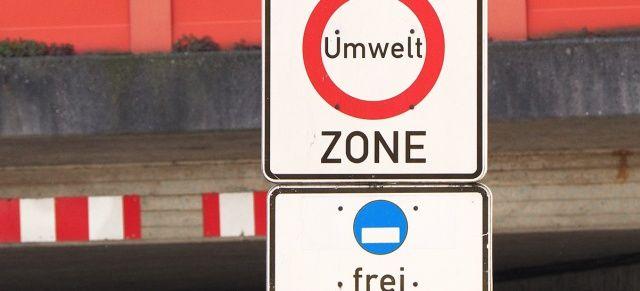 """Die """"blaue Plakette"""" wird kommen: Fahrverbot für Diesel wird ab 2018 in Stuttgart eingeführt"""