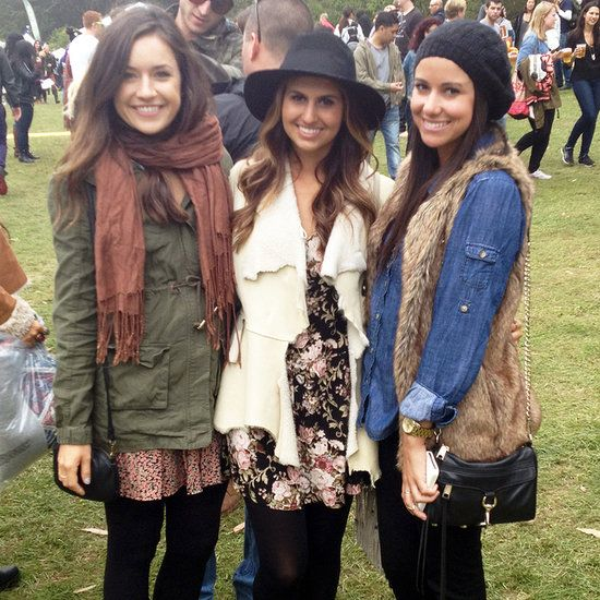 Lineups and Layers: The Outside Lands Style Set