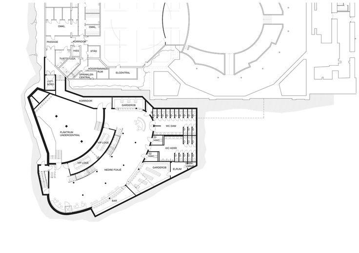 Gallery of Cirkus, Scandiascenen / White Arkitekter - 21