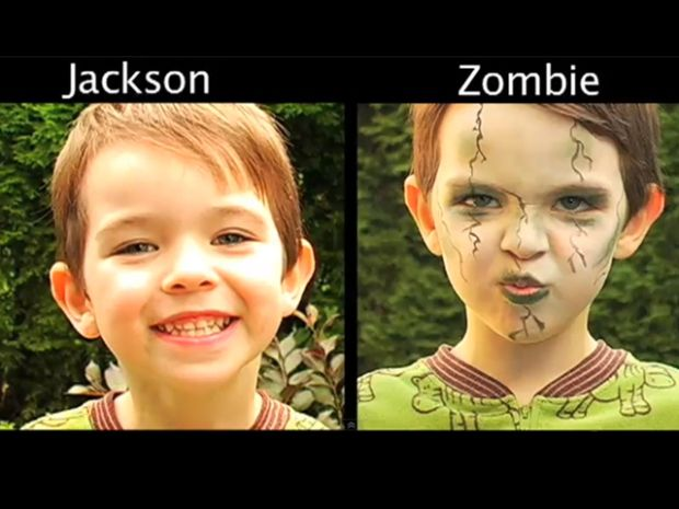 368 best images about trick or treat on pinterest - Zombie scars with glue ...