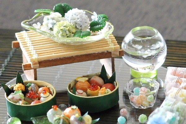 sushi-sashimi 寿司 刺身 舟盛り