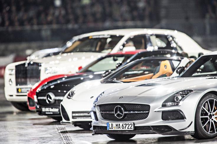 Setki supersamochodów na największym wydarzeniu motoryzacyjne w Polsce - VERVA Street Racing 2015! #vervastreetracing