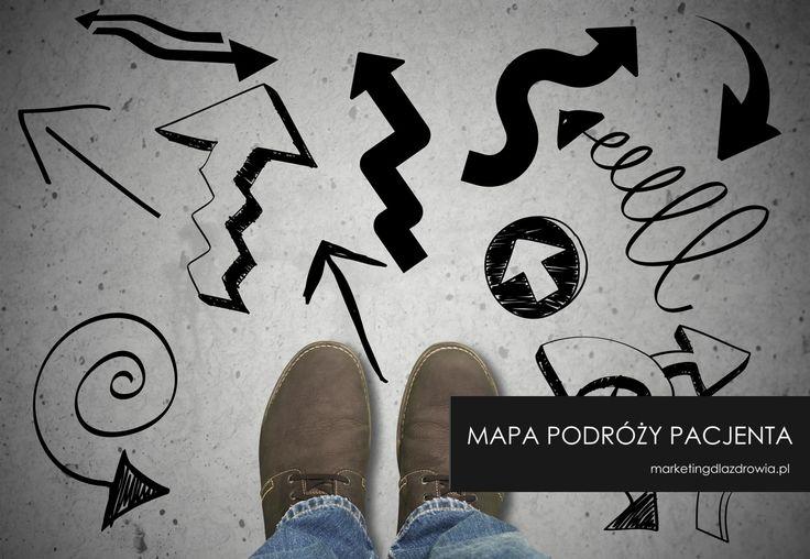 Definiowanie doświadczeń pacjenta w oparciu o mapę podróży (customer journey map).