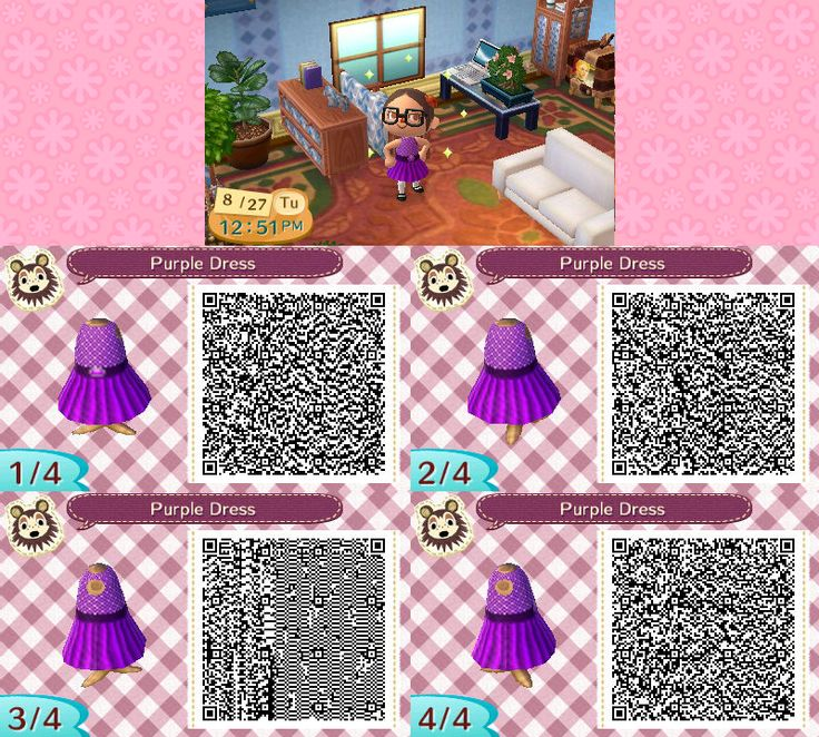 carrelage kitsch animal crossing new leaf qr code for a