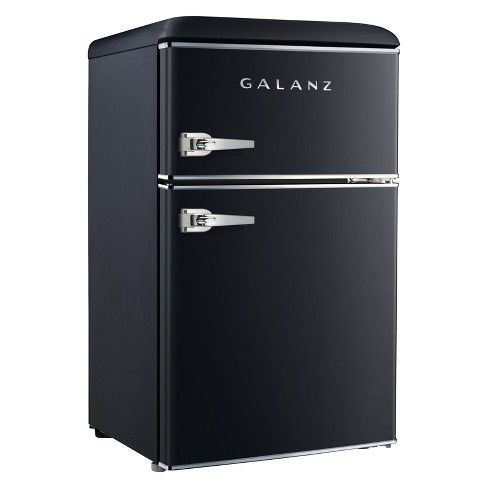 Galanz 3 1 Cu Ft Retro Mini Fridge Target Approved By Client