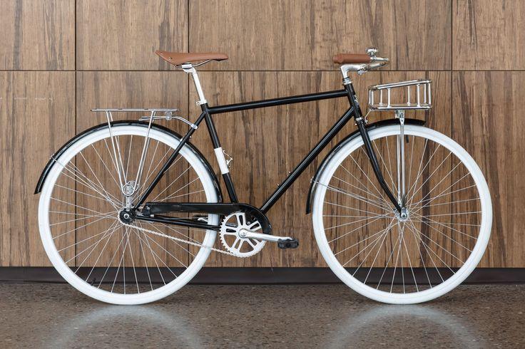 State Bicycle Co City Bike Single Speed Cruiser Karlmichael City Bike 46cm | eBay