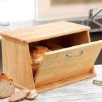 Une belle boite à pain dans la cuisine