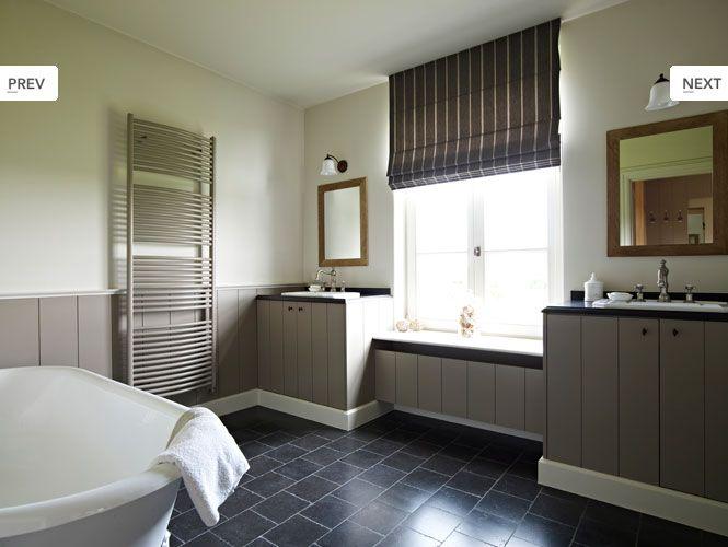 59 best images about lambrisering on pinterest | toilets, wood, Badkamer