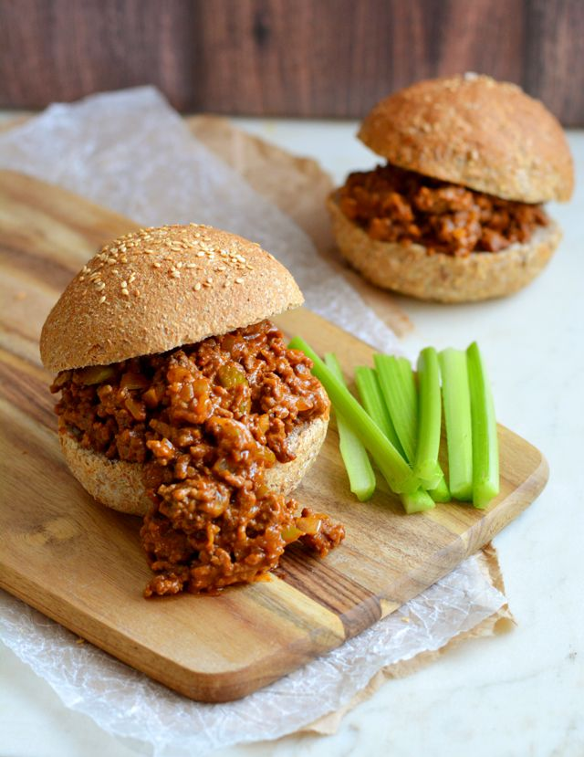 Classic Sloppy Joe's. The only recipe you'll ever need! | Culinary Cool