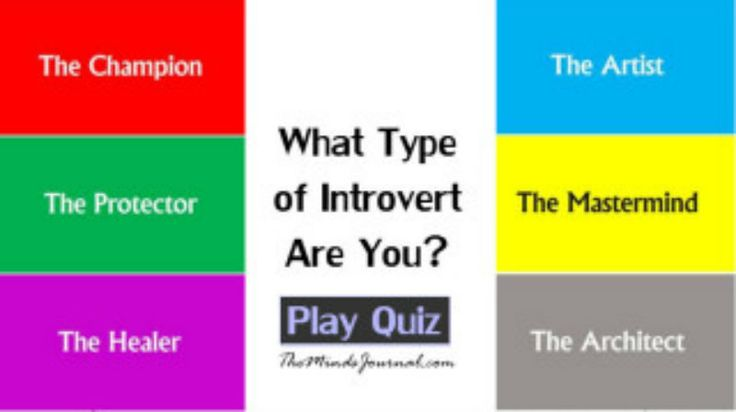 Introverts are typically viewed as shy people who usually keep their thoughts and feelings to themselves. This broad, general type of behavior is the polar opposite of how extroverts act, which is when a person is more social and outgoing than not. The Swiss psychiatrist Carl Jung first coined and defined the terms back in …