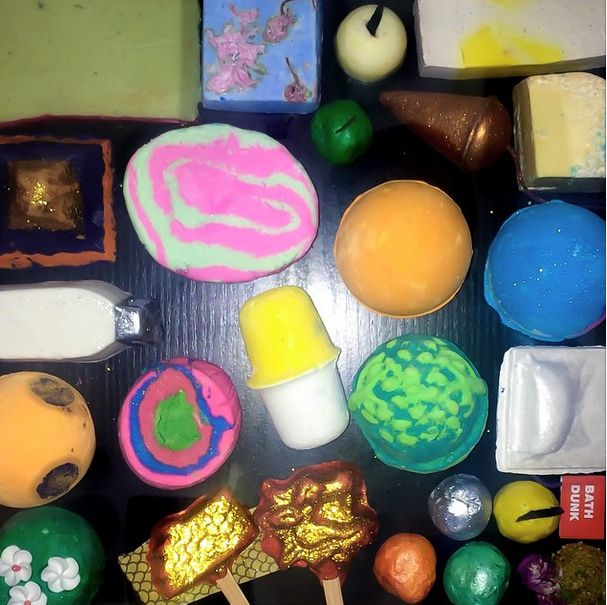 17 Best images about LUSH Cosmetics Exclusives on ...