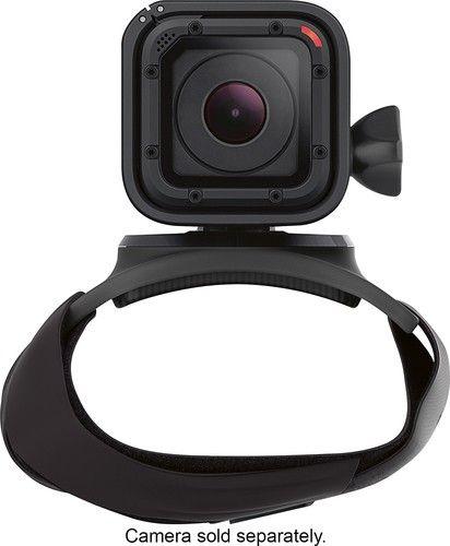 GoPro - The Strap Mount for GoPro Cameras - Black