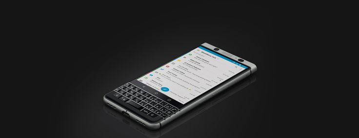 Blackberry is back with a new Android powered phone - After staying off the market for well over a year, Blackberry has come back to life with their signature keyboard smartphone's than some of us have ...