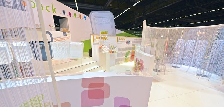 Mission - Stand CGL PACK - Salon de l'emballage 2013