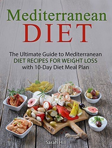 mediterranean diet plan for weight loss pdf